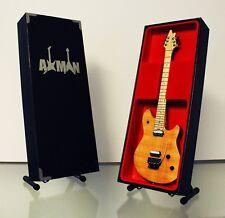 Eddie Van Halen Guitar Miniature Replica (UK Seller) Van Halen - EVH Wolfgang