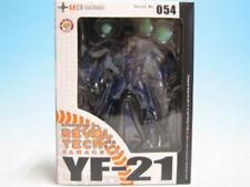 Revoltech Macross Plus 054 Super Poseable Action Figure Guld Goa Bowman's YF-21