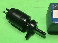 Mercedes W124 Washer Pump Part # 124 869 06 21 Genuine NOS