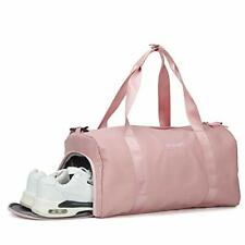 Gym bag Workout Duffel Bag Shoe Compartment & With Wet Pocket For women And Men