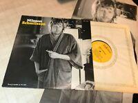 1971 Harry Nilsson Schmilsson LP orig Album w/poster vinyl rare anl 1-3464 NM lp