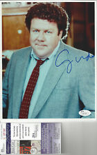 Cheers actor George Wendt  autographed 8x10 color photo JSA Certified