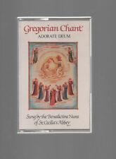 MC - Gregorian Chant - Adorate Deum - Benedictine Nuns of St. Cecilia's Abbey