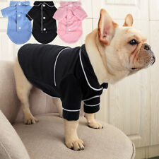 Dog Pajamas for Small Dogs Boy&Girl Soft Pyjamas Pet Puppy Cat Clothes Sleepwear