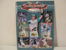 FLORIDA MARLINS 1996 SPRING TRAINING PROGRAM SPACE COAST STADIUM