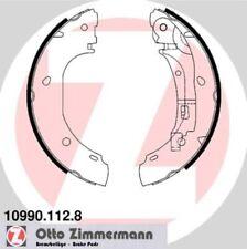 ZIMMERMANN 4x Bremsbacken Bremsbackensatz für Trommelbremse Hinten 10990.112.8