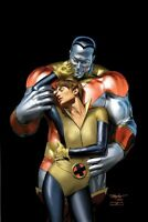 X-Men: Wedding Special #1 (RARE Mike Mayhew Virgin Variant Cover, Marvel Comics)
