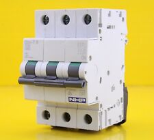 NHP DTCB6320C MCB DIN-T6 20A 3P 6kA C Curve C20 415V Circuit Breaker - 675782