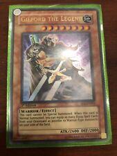 Gilford the Legend (SD5-EN001) -  ULTRA RARE - NEAR MINT - YUGIOH!