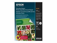 Epson Double-Sided Photo Quality Inkjet Paper Matte A4 (210 x 297 mm) C13S400059