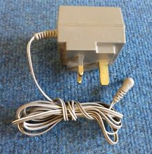 Panasonic PQLV207E Genuine UK Plug AC Power Adapter Charger 4W 6.5V 500mA