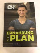 Ernährung mit Plan von Caven, Jasper | Buch | Zustand sehr gut