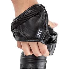 JJC HS-N Leather Hand Strap Grip for Panasonic G1 G3 GH1 GH2 GF3 GX1 FZ150 FZ100