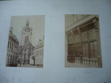 PHOTO ORIGINALE 1890 DOUAIS ORLEANS