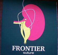 FRONTIER SUTURE 1999 VINYL PERISHABLE RECORDS CHICAGO