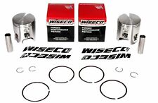 Yamaha RZ 350, 1984-1985, Pair Wiseco .040 Piston Kit - 513M06500 - RZ350