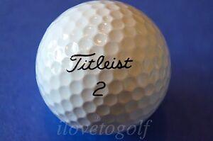 24 Titleist Pro V1 AAAAA Mint Used Golf Balls
