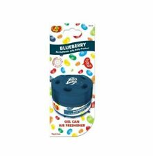 Blueberry Jelly Belly Bean Gel Can Car Home Air Freshener Sweet Smell Scent