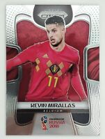 2018 Panini Prizm World Cup Kevin Mirallas Base Prizm Card