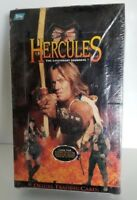 1996 Topps Hercules Legendary Journeys Collector Trading Card Unopened Pack Box