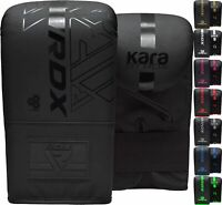 RDX Bag Gloves Punching Boxing Sparring Training Mitts Muay Thai Kickboxing