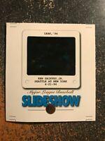 Ken Griffey Jr Mariners 1994 Leaf Slideshow RARE HAND-CUT JUMBO PROOF CARD