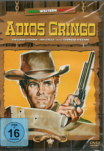 ADIOS GRINGO (1965) - Giuliano Gemma - DVD -