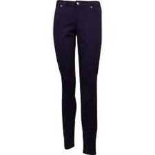 STYLE & CO. black currant jegging size 16 skinny NEW NWT $49 casual SISLOU J1