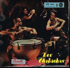"""45T 7"""": les Chkachas: ay! mulata + 7 titres. RCA. A8"""