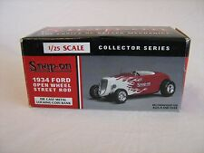 Liberty Classics Snap On Tools 1934 Ford Open Wheel Street Rod 1:25