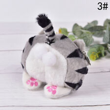 Wallets Women's Mini Cute Cat Butt Tail Plush Coin Purse Change Purse Bag