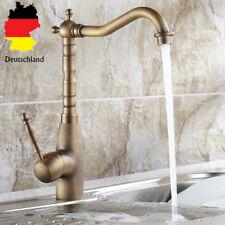 """Messing Bad Wasserhahn 11"""" Waschbecken Mischer Waschtisch Amatur Antik Retro<DE>"""