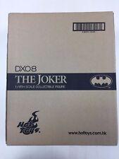 Hot Toys DX08 DX 08 1989 Batman Joker Jack Nicholson 12 inch Figure OPEN NEW