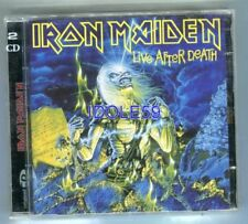 CD de musique hard rock album iron maiden