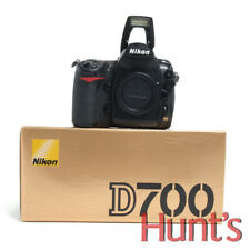 NIKON USA D700 FX FORMAT FULL FRAME 12.1 MP DIGITAL SLR CAMERA BODY ONLY