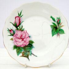Vintage Royal Standard Wheatcroft Famous Roses Bone China Tea Plate Prelude