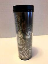 Starbucks Plastic Tumbler 16 oz Travel Mug Seattle Pikes Place - 1st Store