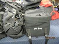 NEW NOS Sno Rider Snowmobile Travel Trunk Soft Bag