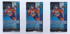 2016-17 UD Series 1 Upper Deck Hockey 3 Pack Retail Blaster 5 Cards per Pack