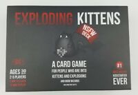 Exploding Kittens NSFW Edition Card Game Explicit Content Artwork Adults Only