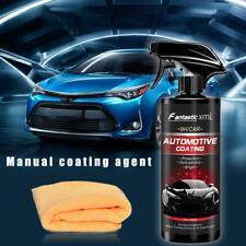 Revêtement en céramique de voiture 500ML verre liquide pour auto voiture cire