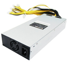 2400W 94% mining machine power super mute conversion rate supply for bitcoin 6 P