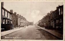 Shildon. Redworth Road.