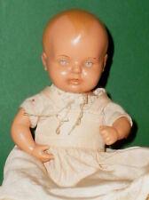 Alte Schildkröt Puppe Schildkrötpuppe Strampelchen 16 Babypuppe Puppenbaby Baby