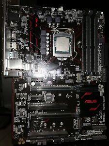 Carte mère Asus Prime B250 pro + I5 7600