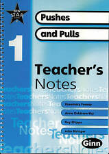 New Star Science Yr1/P2: Pushes and Pulls Teacher's Notes (Star Science New Edi