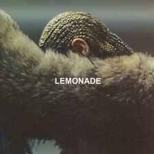 BEYONCE Lemonade Limited Edition PROMO MARBLE YELLOW GREEN VINYL 2 LP ALBUM NEW