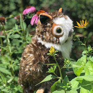 Barnstable Owl Plush Stuffed Animal
