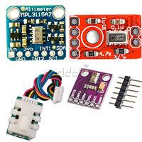 I2C/Dual Channel MPL3115A2 Temperature Digital Altitude Pressure Sensor Module