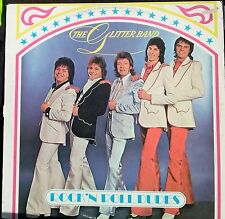THE GLITTER BAND ROCK 'N' ROLL DUDES VINYL LP AUSTRALIA